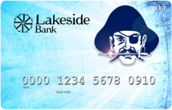 Barbe Bucs debit card image